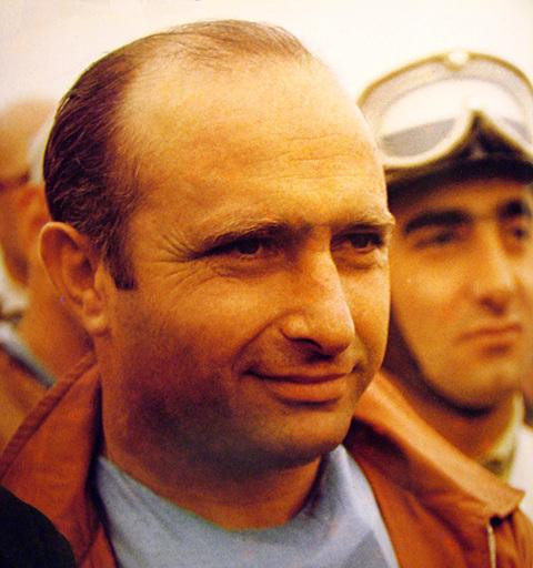 1956  World Champion - Juan Manuel Fangio (Argentina)