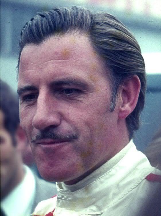 1968 World Champion - Graham Hill (UK)