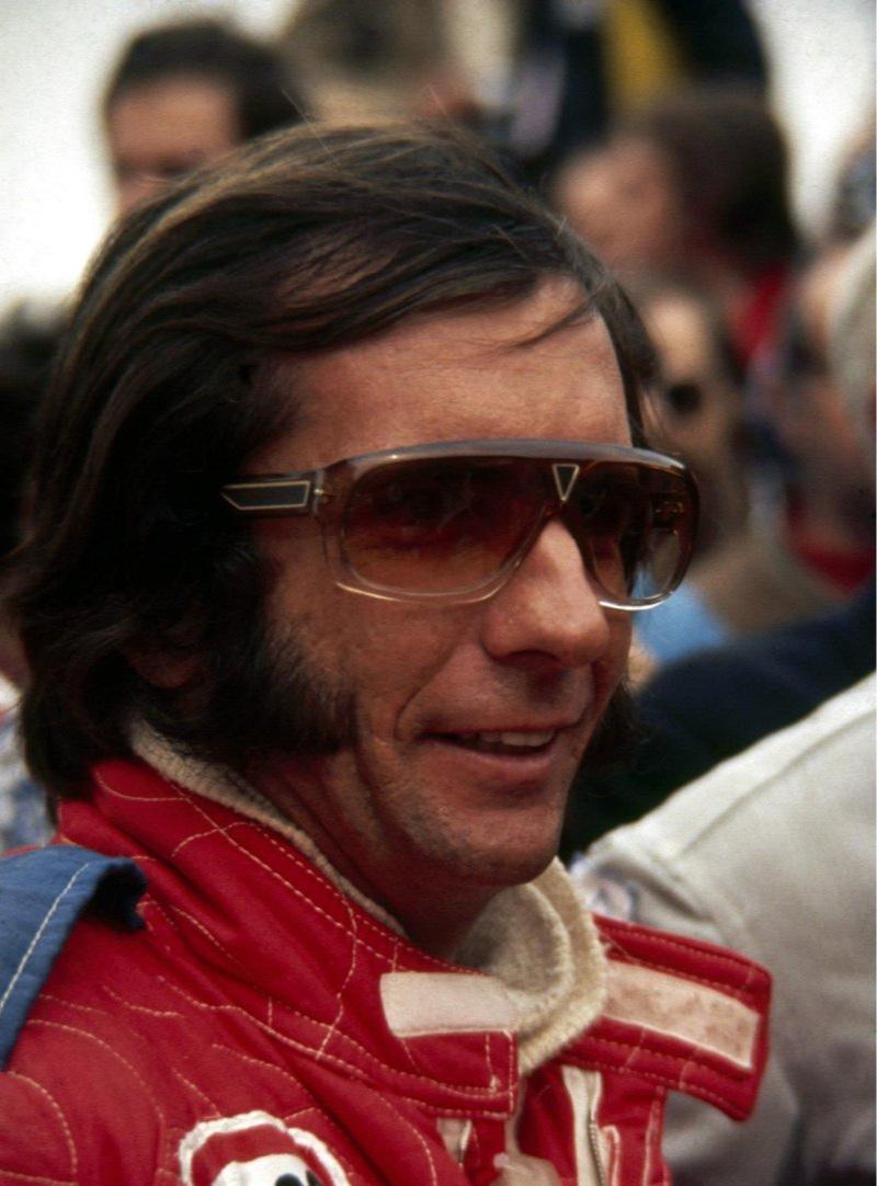 1974 World Champion - Emmerson Fittipaldi (Brazil)