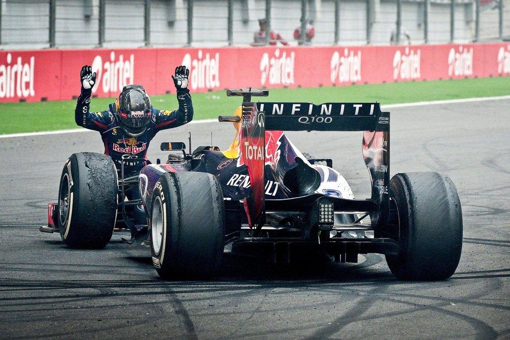 2013 - Infiniti Red Bull Racing