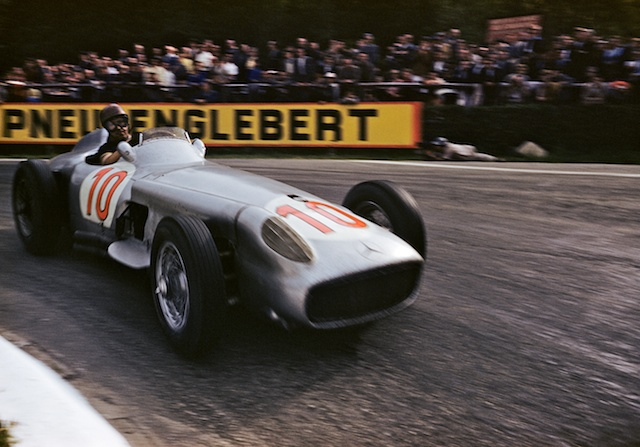1955 - Mercedes
