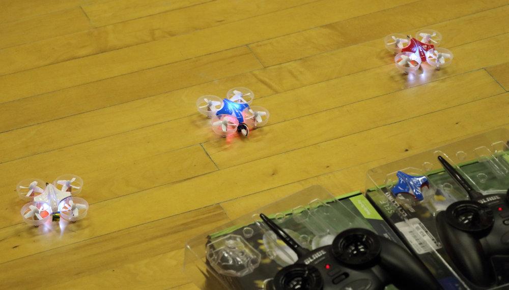 Tiny Whoop / Inductrix - Indoor FPV Drone Racing