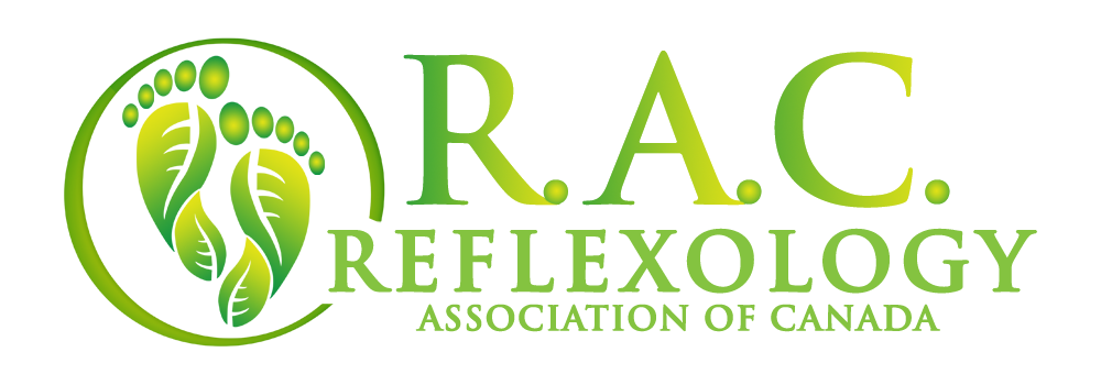 The Reflexology Association of Canada (RAC)  www.reflexologycanada.org