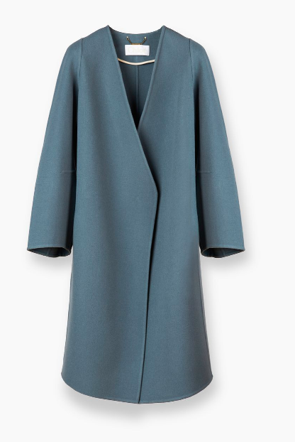 Chloe Lightweight Coat, $4, 495; Image via  Chloe.com