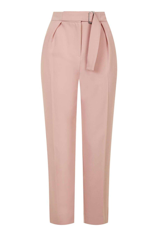 Utility Peg Trousers, $75;  Topshop.com