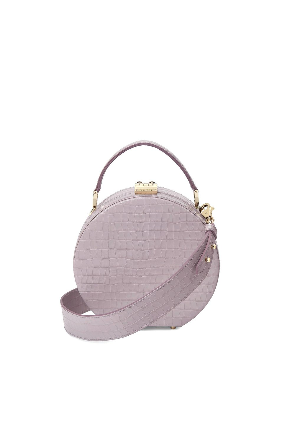 Aspinal of London Mini Hat Box Bag , $870