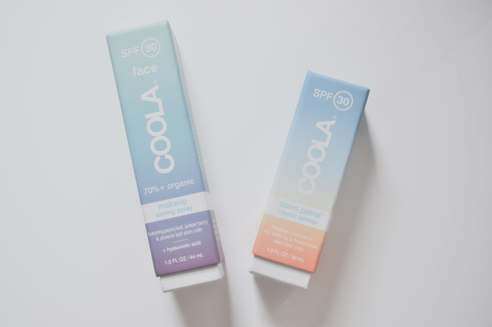 COOLA Makeup Setting Sunscreen Spray ,  Dawn Patrol Makeup Primer