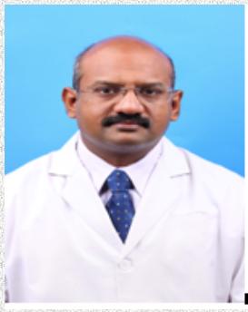 Dr.Venkat Prasad, Principal, Priyadarshini Dental College, Chennai