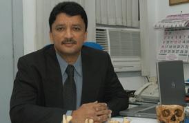 Dr.S.M.Balaji President, IADR-APR