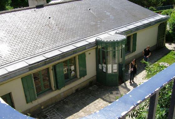 Balzac's house