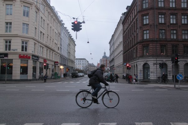 Copenhagen on a gloomy December in 2009.