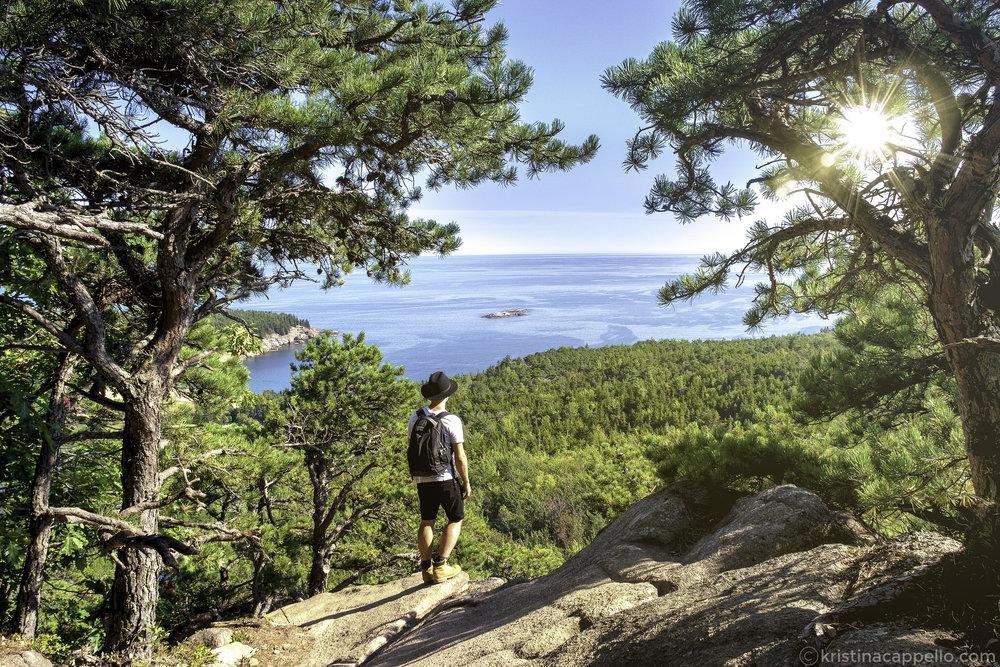 Acadia National Park, Bar Harbor Maine