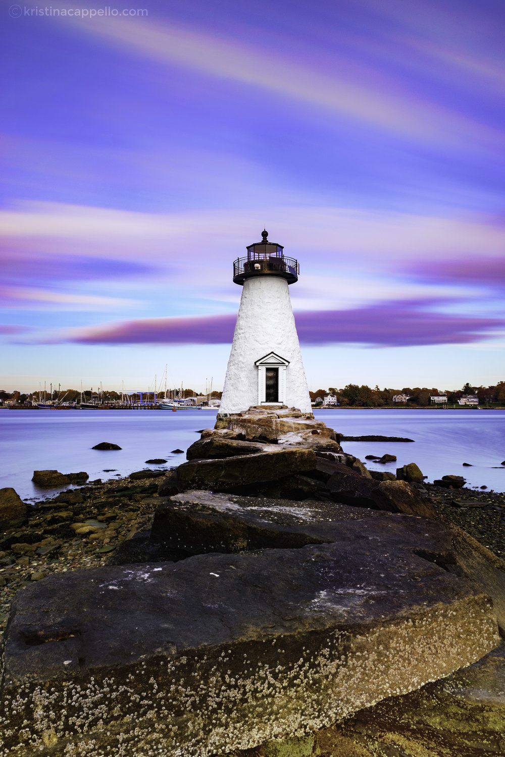 Palmer Island Light Station, New Bedford Massachusetts