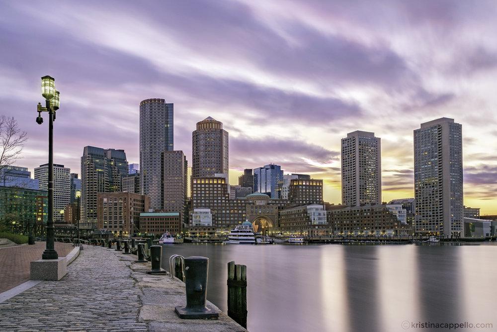 Fan Pier, Boston Massachusetts