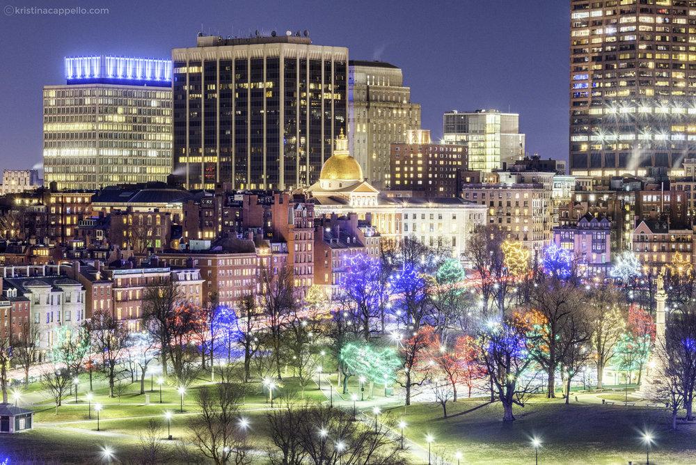 State House, Boston Massachusetts