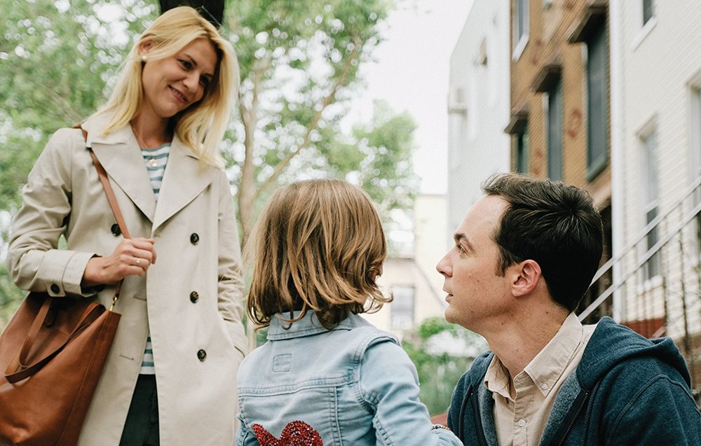 Claire Danes, Leo James Davis, and Jim Parsons in  A Kid Like Jake.