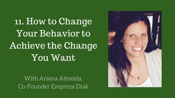 Change Your Behavior