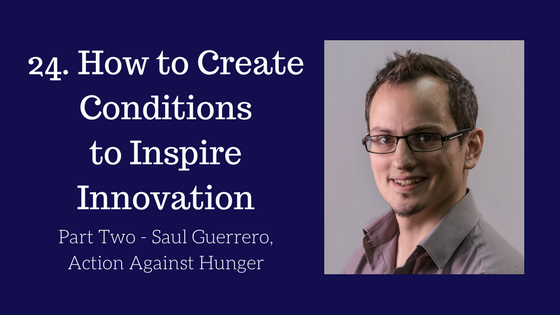 How to Create Conditions to Inspire Innovation