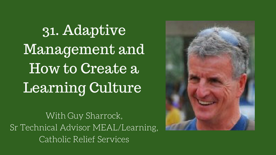 Learning and Adaptive Management