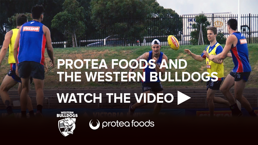 Western Bulldogs Protea Foods Biltong Protein Punch