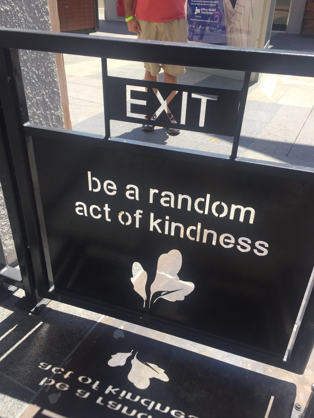 vitamin chi kindness healthy u door