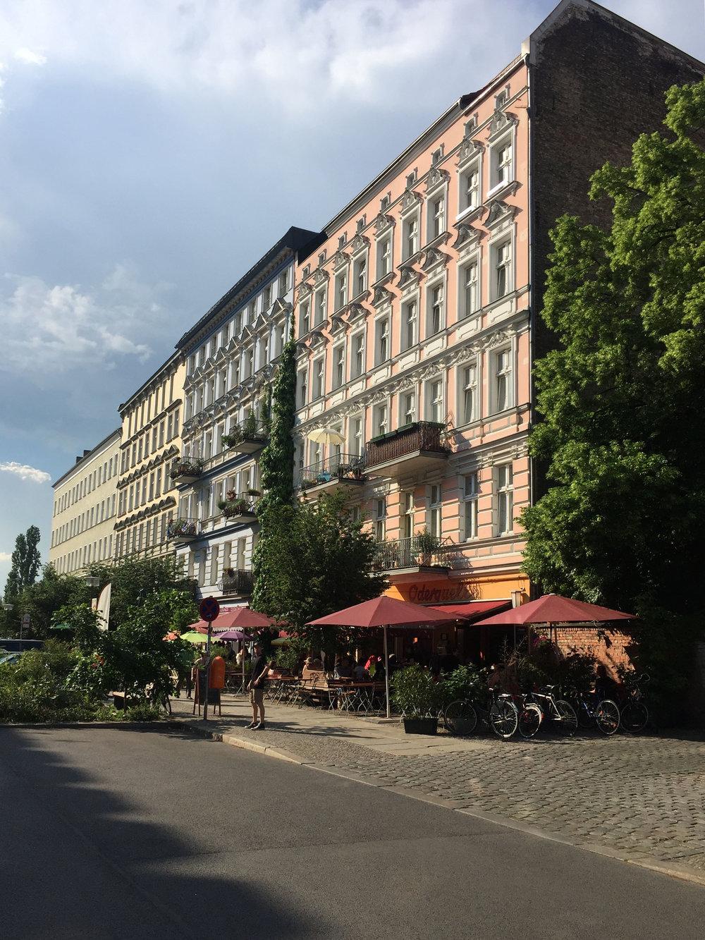 Prenzlauer Berg, Berlin, 2016.