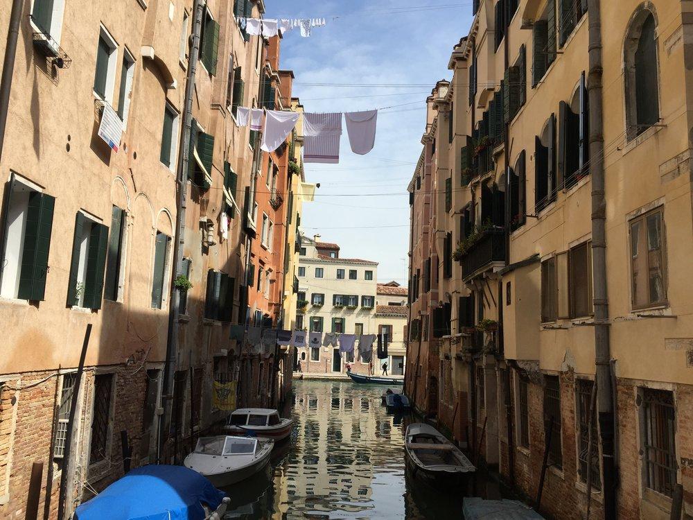 Jewish Ghetto, Venice, Italy, 2016,
