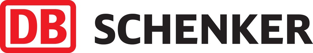 Logo for DB Schenker, a company we have produced video for in Brisbane, Queensland.