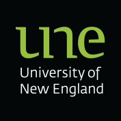New England University logo