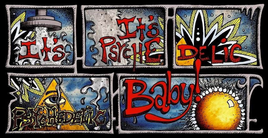 Psychedelic Baby Magazine