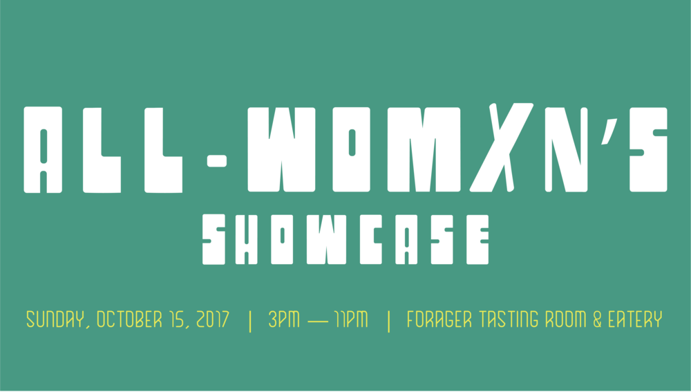ASHA will host/Emcee the ALL WOMXNS SHOWCASE for the 3rd year in a row, as well as display visual art for sale and have a feature poetry set around 9pm. Click on the flyer below to see more information. Join us for a day of a little over 100 womxn sharing space for comedians, comedy, art, music, dance, vendors/resource market and art show!