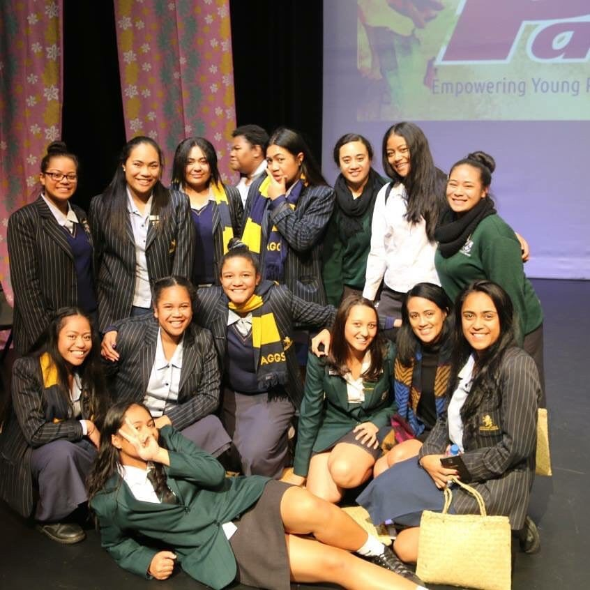 Young, Free and Pasifika Conference,Affirming Works, 2016