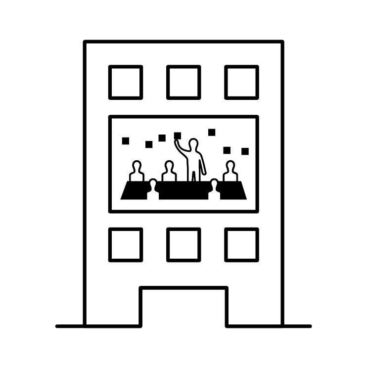 creative thinking training series - クリエイティブ・シンキングトレーニング御社の提供するスペースを利用して、社員、メンバー、またはクライアントに対して、クリエイティブ・シンキングのワークショップを提供いたします。下記の料金は、あくまでも、サンプルの値段帯でございます。また、ご希望であれば、御社の業種に合わせたカスタムメイドのワークショップをデザイン致します。トレーニングは一回限りよりも、定期的にトレーニングをするほうが効果的です。1 DAY WORKSHOP: 10万円(1人)最低参加人数:6名最大参加人数:50名*渡航費別途請求2 DAYS WORKSHOP: 16万円(1人)(1 DAY: 6~8 HOURS)最低参加人数:8名最大参加人数:50名*渡航費別途請求WORKSHOP SERIES:御社の提供する場所でのワークショップ3回:25万円(1人)6回:45万円(1人)*渡航費別途請求ONLINE WORKSHOP SERIES ZOOMとMural.lyを利用して、1回 約2時間のリモートワークショップをシリーズで行います。**(数日〜数週間に1度のペース)3回:9万円(1人)6回:15万円(1人)10回 : 25万円 (1人)最低参加人数:3名最大参加人数:8名*高速インターネット回線とコラボレーションサービスMural.lyが快適に動く環境の方のみ参加いただけます。原則として参加者1人に対して1台のコンピューターが必要です。**現時点では、日本時間9AM〜1PMの時間帯のみ開催。