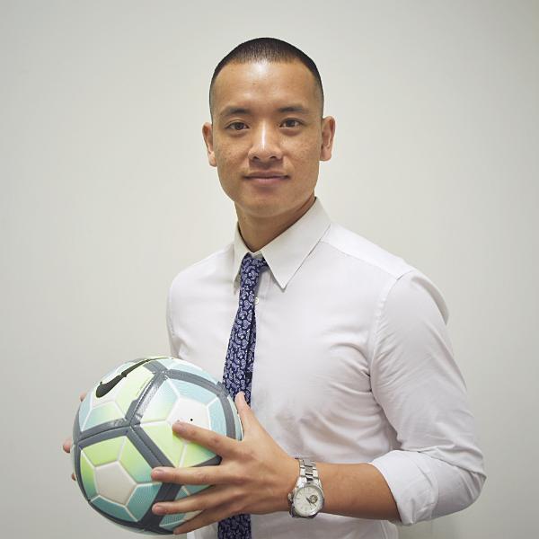 Magnus Leung    Co-Founder & Managing Director