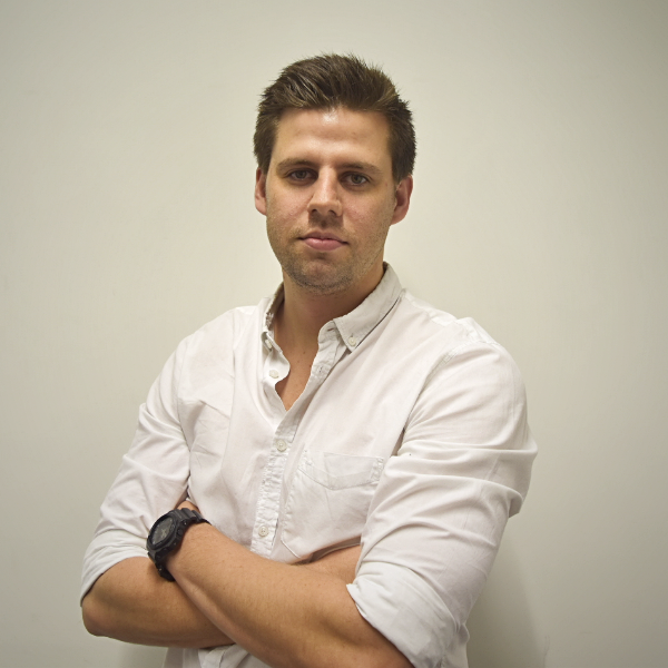 Bradley Wedderburn    Head of Business Development