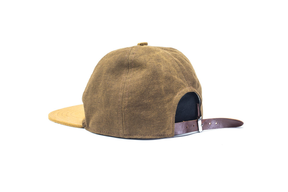 duct canvas cap and bill