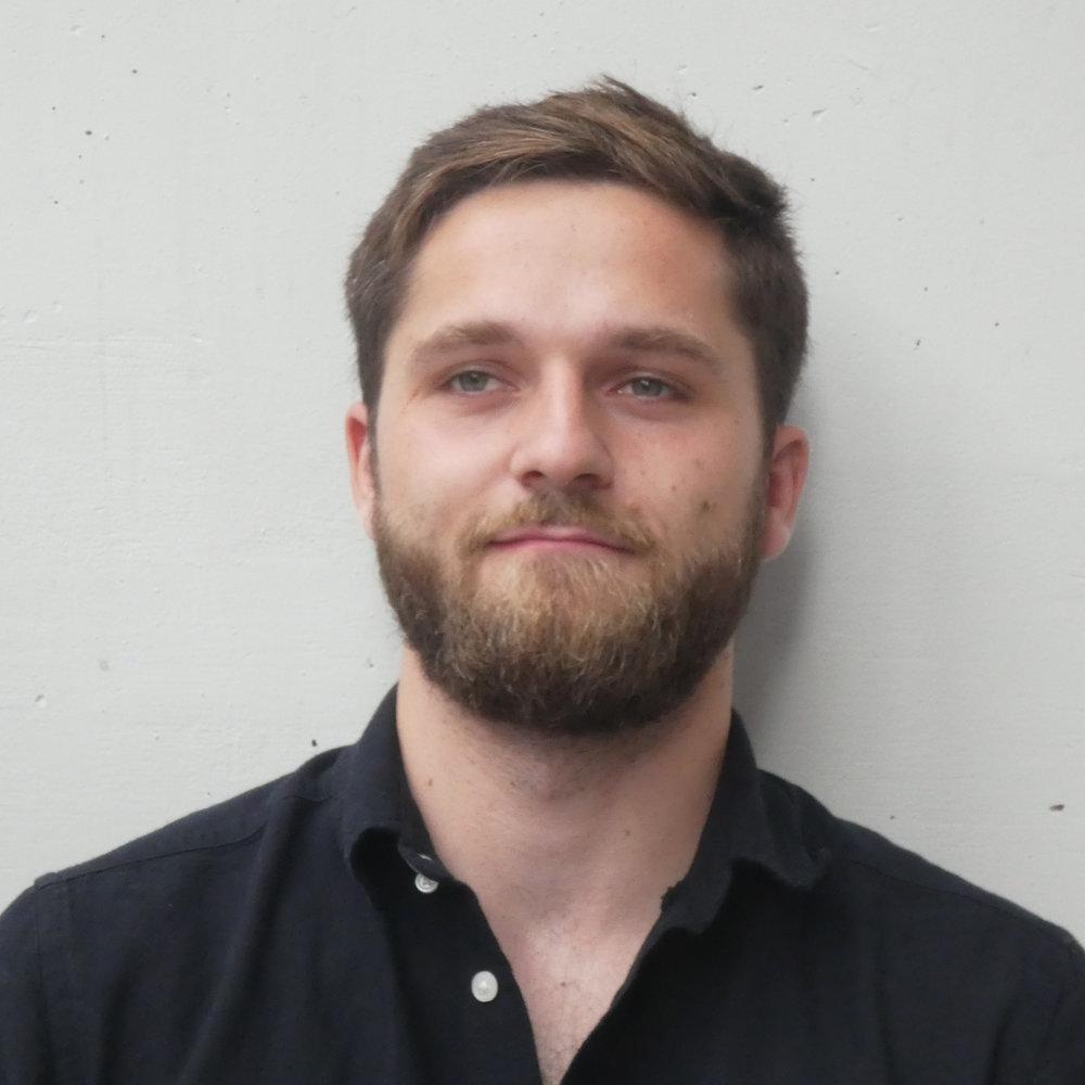 Maxime Stauffer  CSO