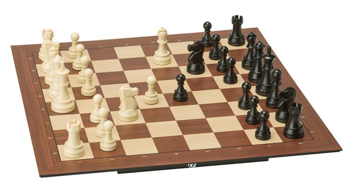 Figure 2: Chess game