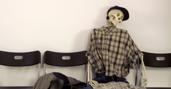 Waiting to see a doctor in Poland