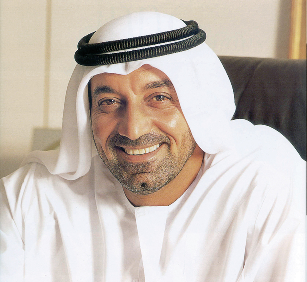 أحمد بن سعيد آل مكتوم