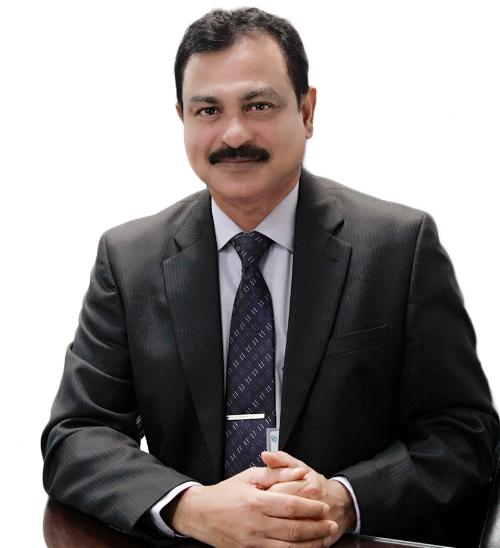 روي جورج، المدير الأول لعمليات النقل الجويفي هيئة دبي للطيران المدني