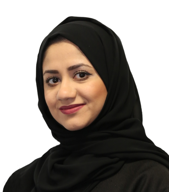 Hind Ahmed Al Marzooqi, SMART Services Manager, Corporate Support, IT Department