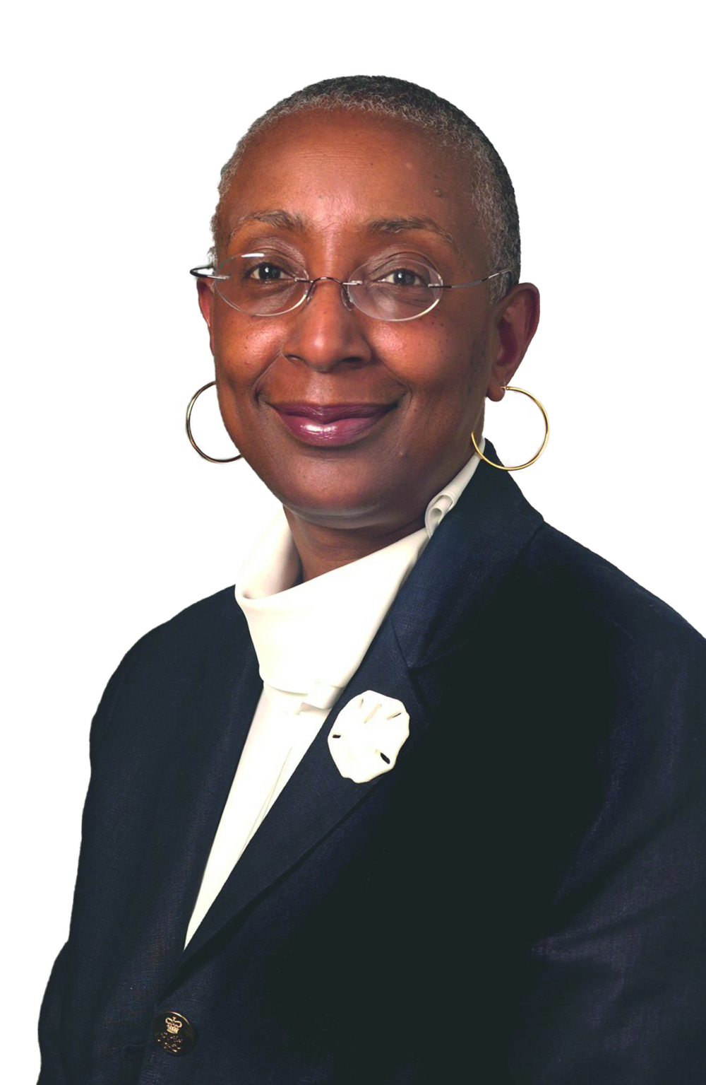 Angela Gittens, Director General of Airport Council International (ACI).