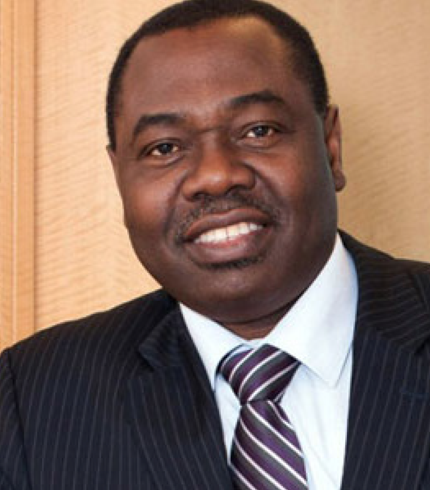 Dr. Olumuyiwa Benard Aliu,  President, International Civil Aviation Organization