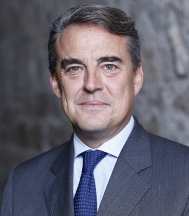Alexandre de Juniac,  Director-General and CEO, IATA