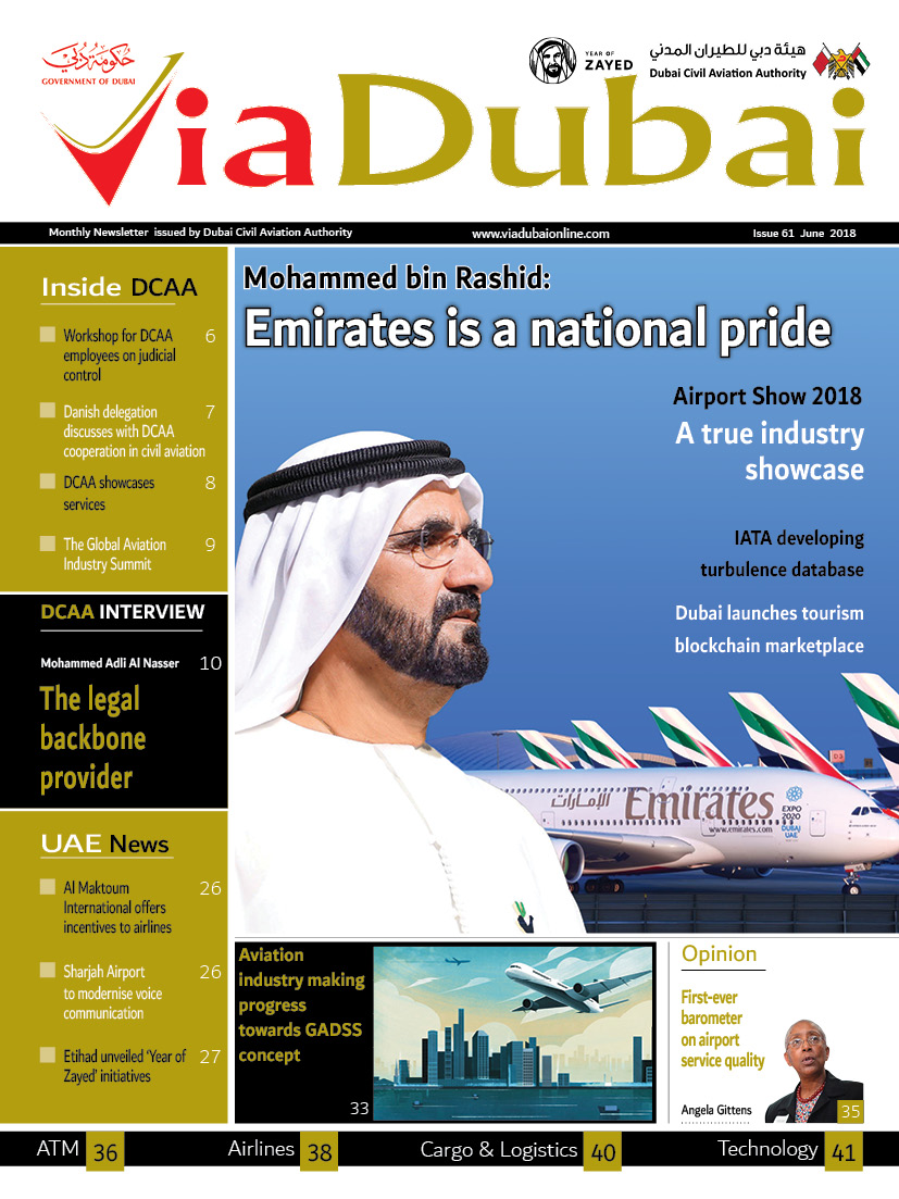 VIA DUBAI ENGLISH JUNE 2018