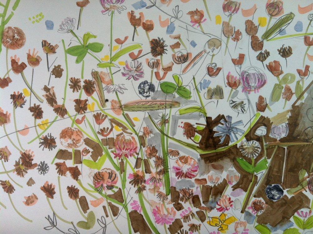 Clover Detail: Jane Hindmarch