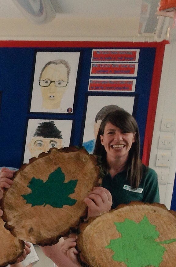 Hannah Keeley- Project Officer- Moments With Trees- Nene Park Trust