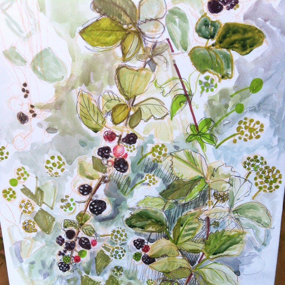 Detail: Maxine Greer