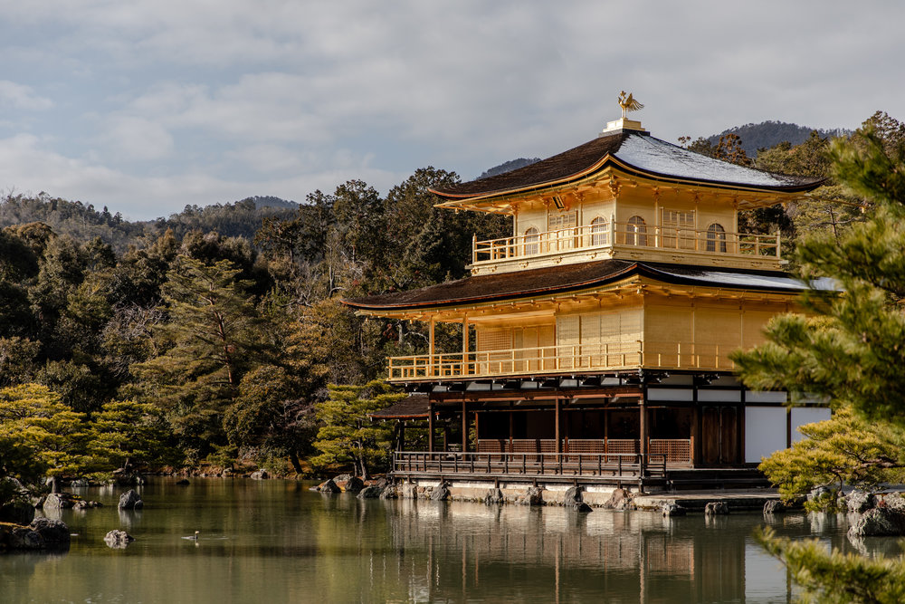 The Golden Pavillion